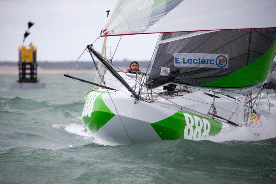 Simon Koster en action