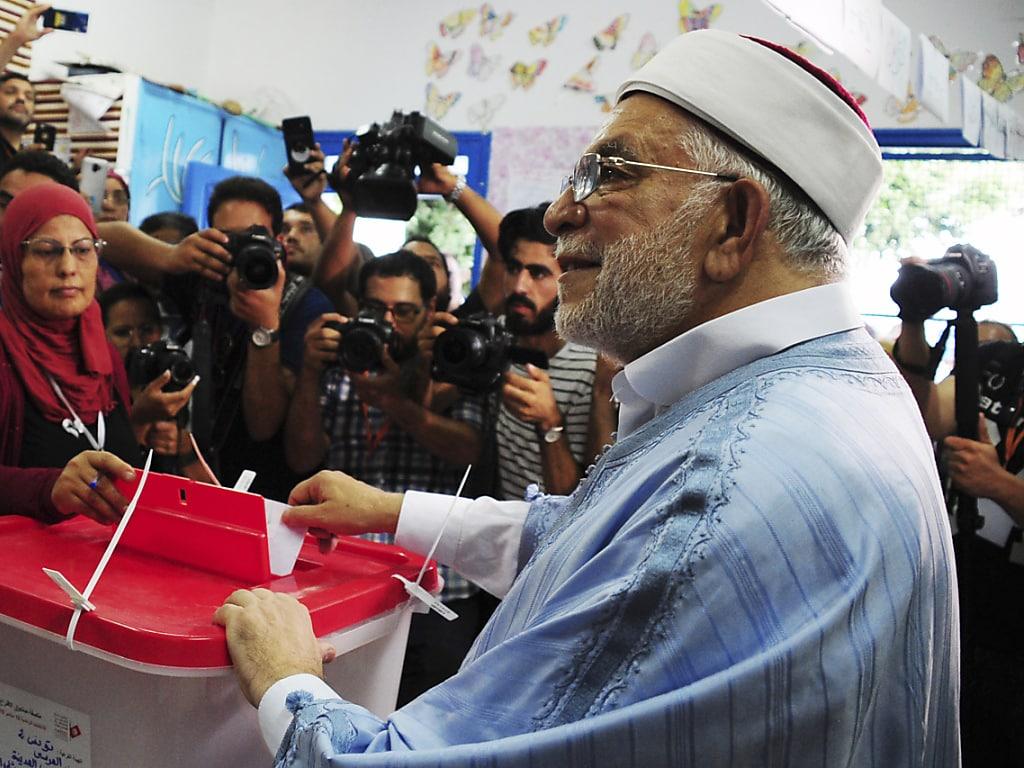 Présidentielle en Tunisie : l'universitaire Kais Saied en tête selon des résultats partiels