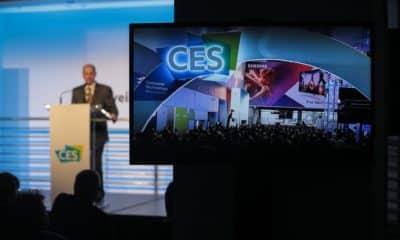 Photo prétexte du CES de Las Vegas