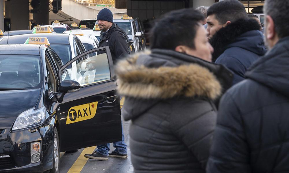 Taxis genevois en colère contre le cabotage