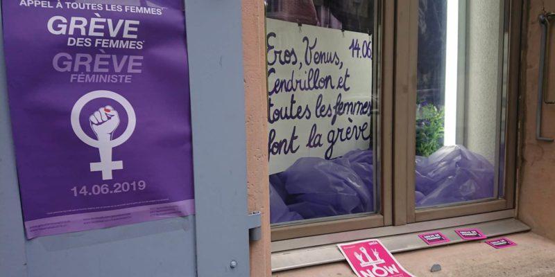 grève féministe