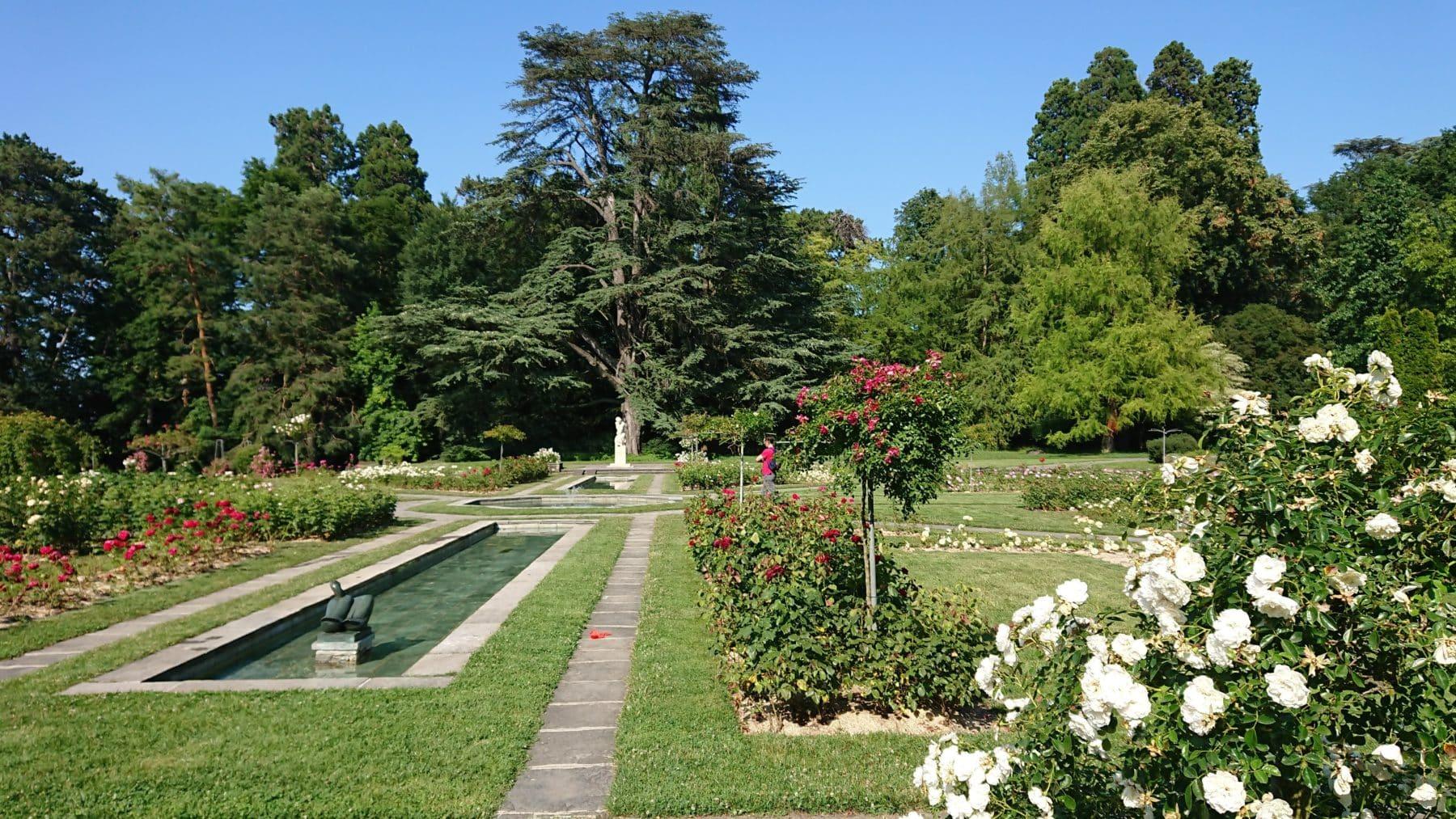 Le parc La Grange