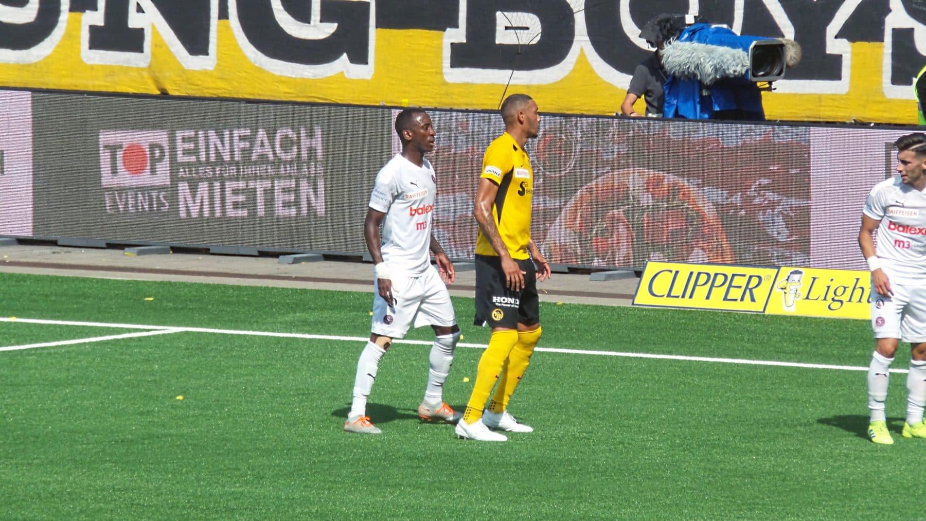 Football Un Match Dans Le Match Pour Gaël Ondoua Contre