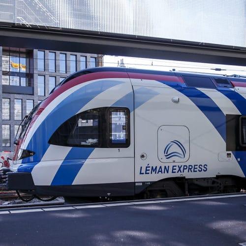 Les coulisses du Léman Express