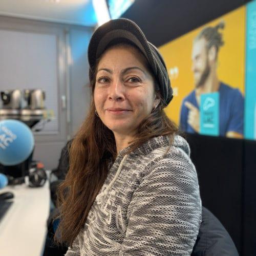 Paola Croset, activiste pour le climat