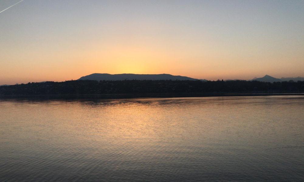 Météo à Genève: journée ensoleillée, belle journée !