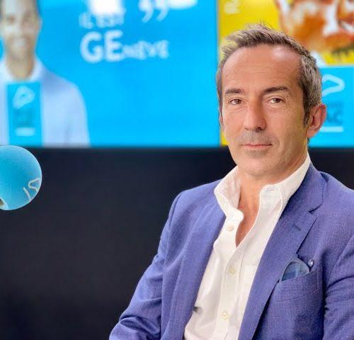 Brice Lechevallier, rédacteur en chef du magazine GMT