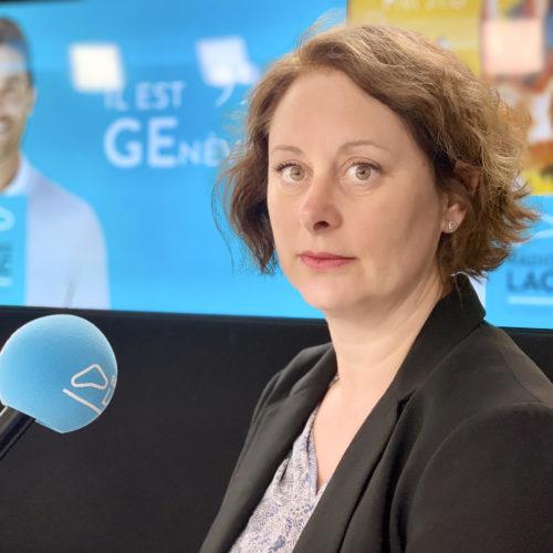 Le point sur la situation épidémique à Genève avec Aglaé Tardin, médecin cantonale genevoise.