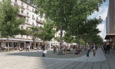 Le projet Clé de Rive inclut la piétonnisation de la rue Pierre Fatio