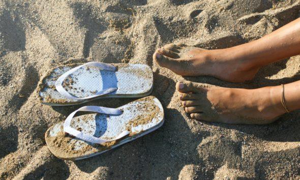 Tongs plage - Andrea Piacquadio