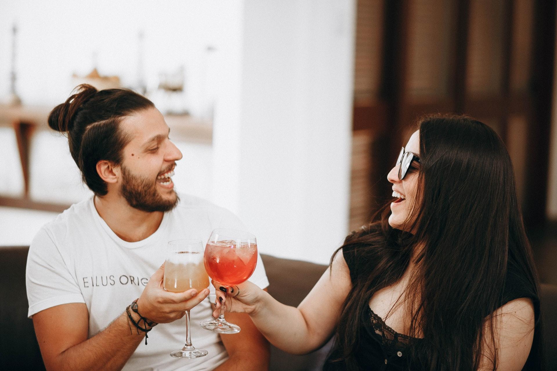 Alcool couple apéro - Helena Lopes